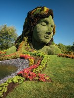 Discover The Magic of MOSAÏCANADA at The Biggest Horticultural Event in Canada