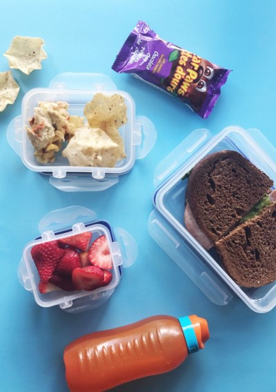 What's For Lunch? Back To School Meal Ideas and Tips