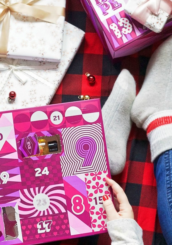 The Body Shop's 24 Days of Beauty Advent Calendar + Giveaway!