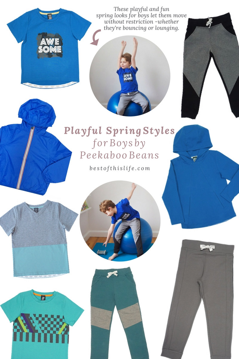 fa959c328e Bright and Playful Spring Styles for Kids + $75 Peekaboo Beans Giveaway!