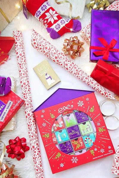 Celebrating the Holidays with Purdys Christmas Chocolates