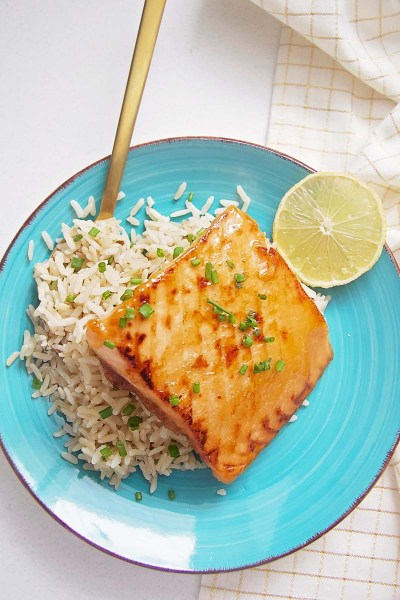 Simple and Healthy Honey Glazed Salmon