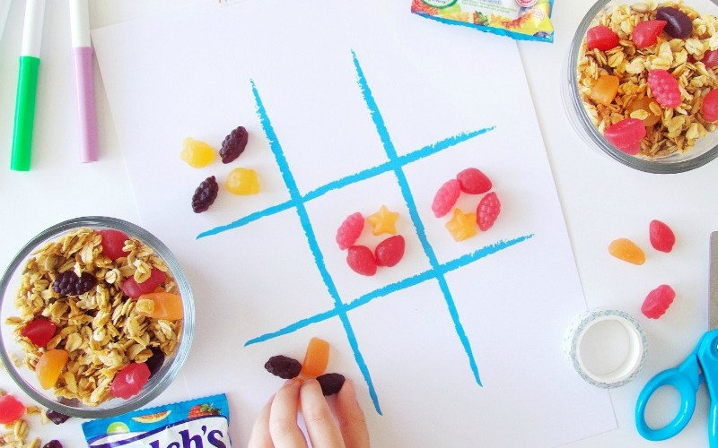 Back-To-School Snacking Made Easy with Welch's® Fruit Snacks