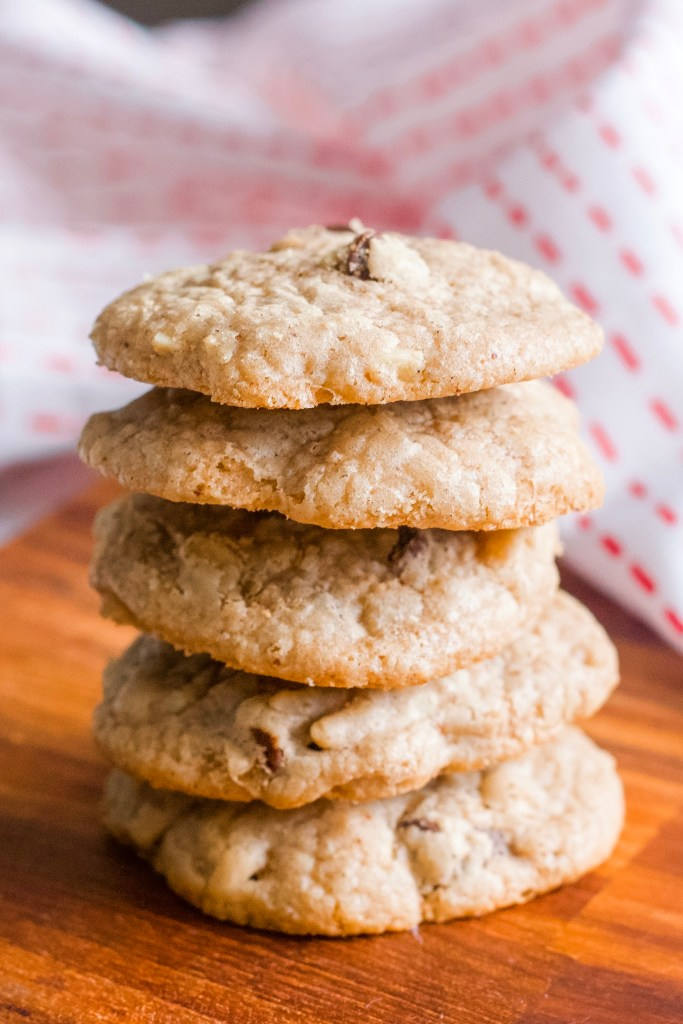 Gluten-Free Almond Chocolate Chip Cookies