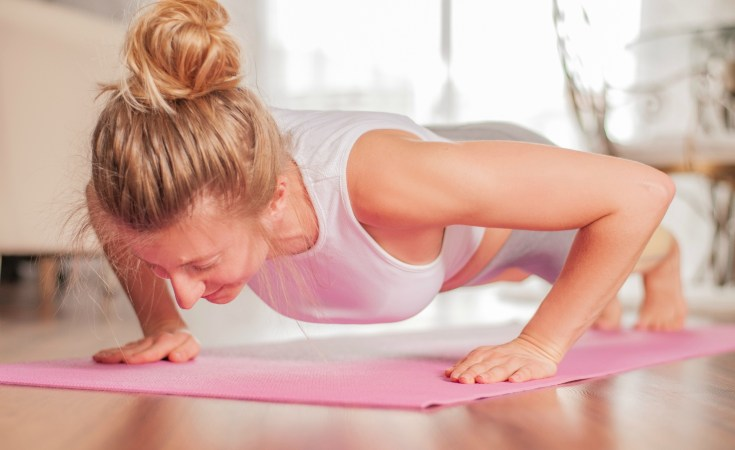 10 Simple Exercises You Can Do At Home – No Equipment Required