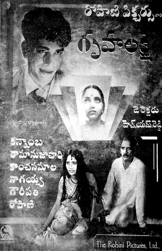 Gruhalakshmi (1937): The Inspirational Film To Many Filmmakers #TeluguCinemaHistory