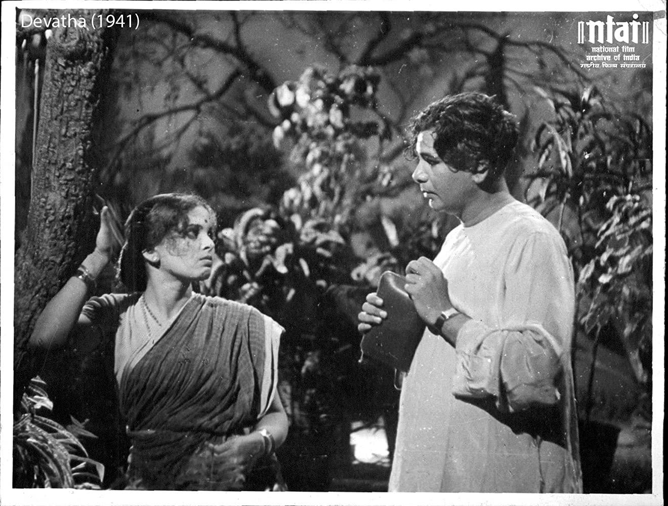 Devata (1941): The Outstanding Drama with Powerful Title #TeluguCinemaHistory