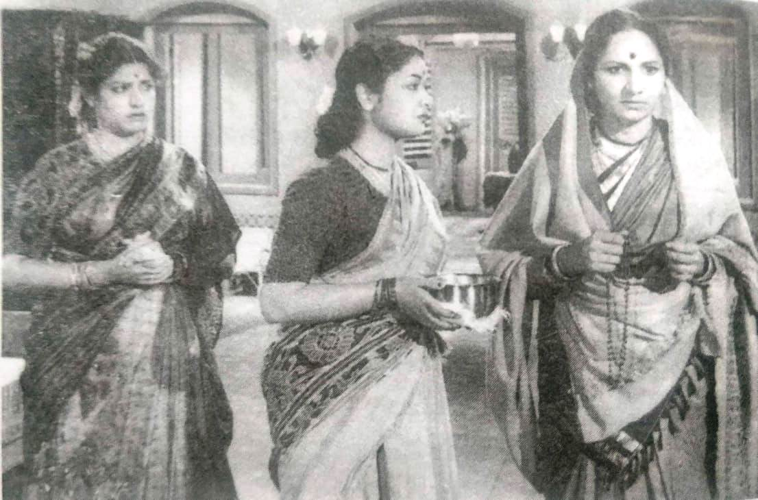Thodi Kodallu (1957): Award Winning Best Family Picture #TeluguCinemaHistory