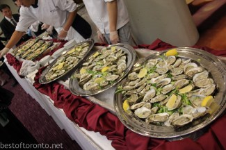 Raw oyster and clam bar by Raw