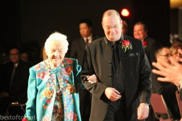 Hazel McCallion, mayor of Mississauga