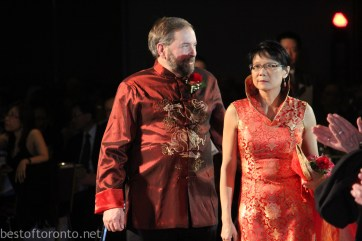 NDP members, Tom Mulclair, Olivia Chow