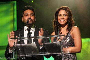 Francis D'Souza, Sangita Patel of City