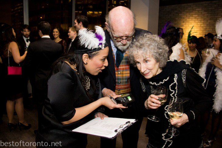 Graeme Gibson, Margaret Atwood
