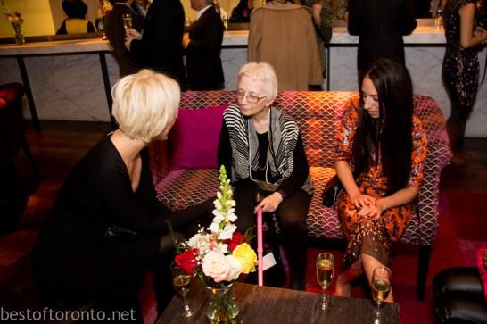 Tatiana Read, Dorothy Vogel, Amy