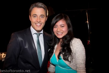 Ben Mulroney and Jana