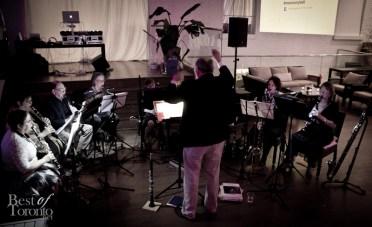 Toronto Clarinet Choir