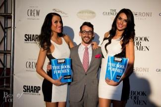 Jeremy Freed, Sharp Magazine, Editor