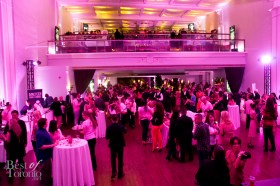 The Pink Party getting started
