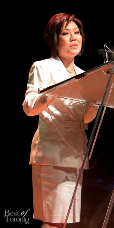 Pauline Chan, CTV News, emcee