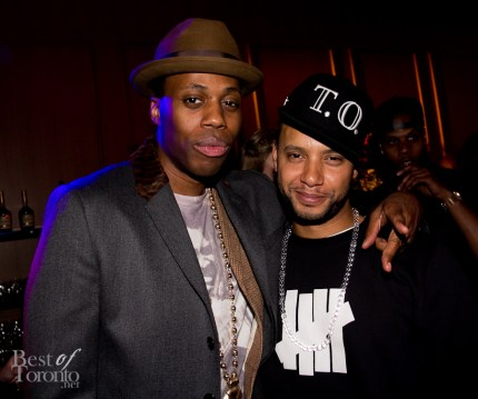 Kardinal Offishall, Director X