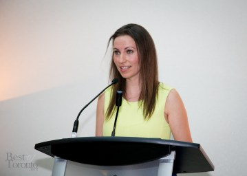 Vicky Milner, the CAFA Managing Director