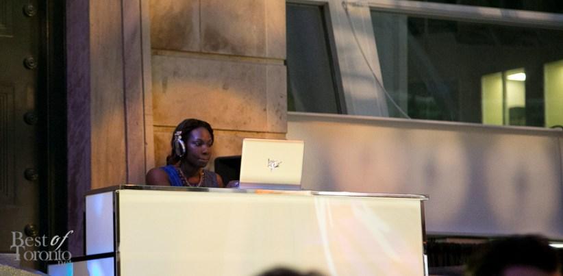 Award-winning DJ Lissa Monet