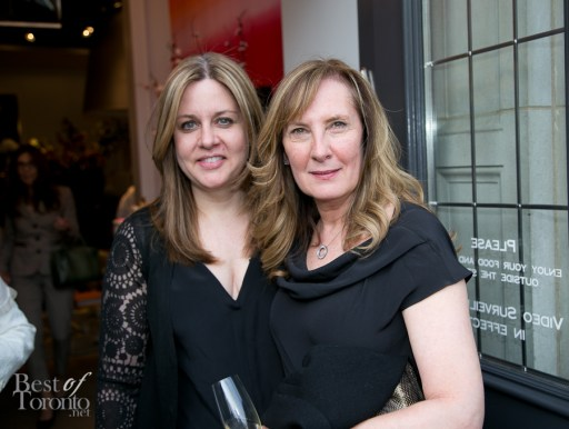 right: Karen Goldlist