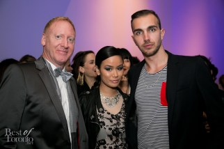Glen Baxter, Candice Chan, Simon Lapelle