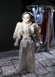 'Zuzana', White collection Spring/Summer 2002