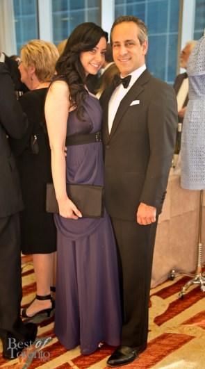 left: Melissa Campisi