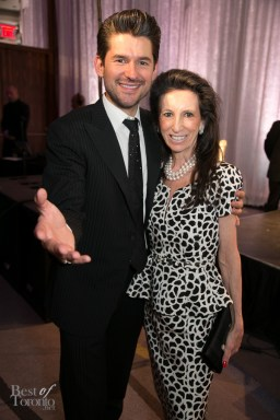 Matt Dusk, Michelle Levy