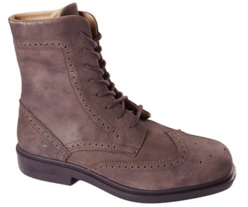 Although the two-tone was interesting, I am really a fan of these lace-up boots