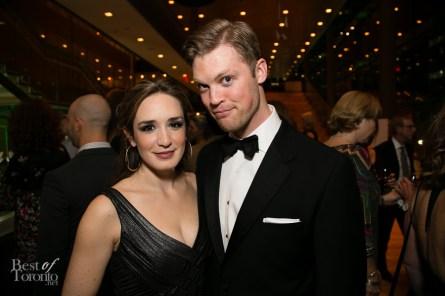 right: Cameron McPhail, Baritone, Canadian Opera Company