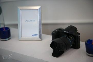 Galaxy NX Camera