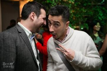 Dan Levy, Fabio Buritica