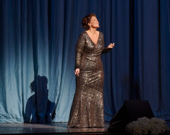 Ensemble Studio Competition First Prize and Audience Choice Award winner soprano Karine Boucher   Photo: Michael Cooper