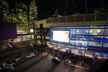 A view overlooking the ACC