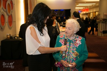 Mississauga Mayor Hazel McCallion