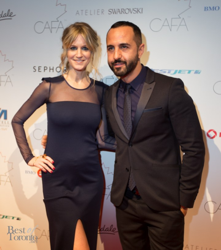 Jenny Bird and George Antonopoulos, Stylist of the Year
