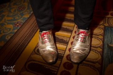Stolen Riches shoelaces