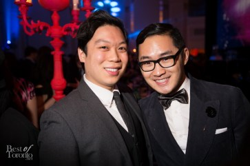 Simon Ip, Lance Chung