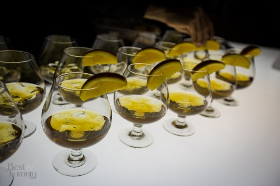 Signature cocktails by Karma