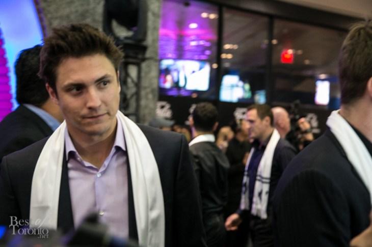 Tylelr Bozak, Toronto Maple Leafs