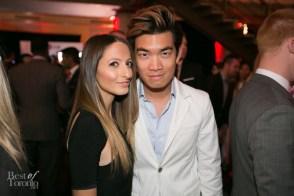 Justine Iaboni, Alexander Liang