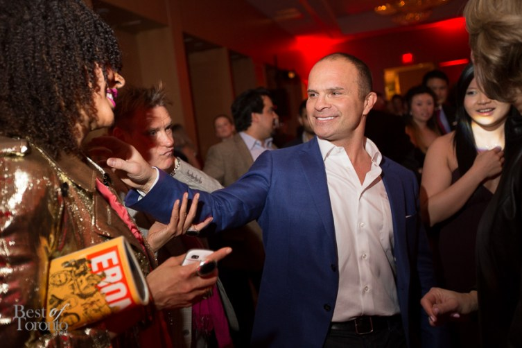 Tie Domi with Suzanne Boyd