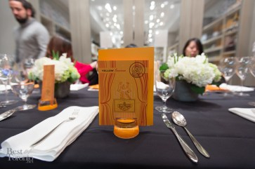 Veuve Clicquot: It's what's for dinner