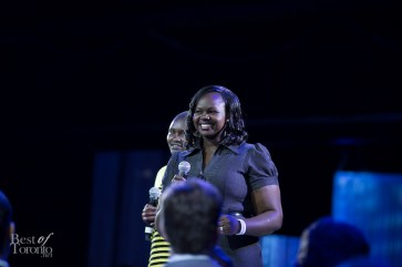 Carolyn Moraa, a headmistress from Kenya