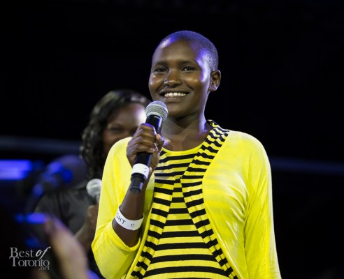 Kenyan student, Magdalene Resiato Koisikir