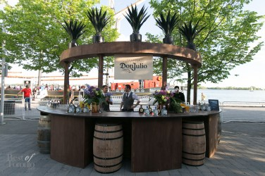 Don Julio booth | Photo: Nick Lee