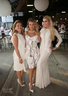 c: Jenna Bitove, Sylvia Mantella